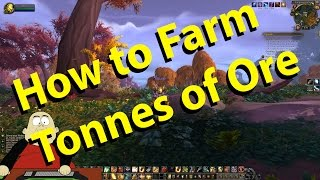 Legion Mining Guide: How To Farm Tons of Ore