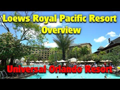 Loews Royal Pacific Resort Overview | Universal Orlando Resort