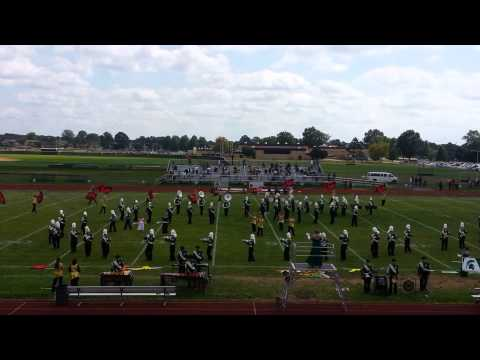 SHS Marching Unit 2014-2015 music from Wicked