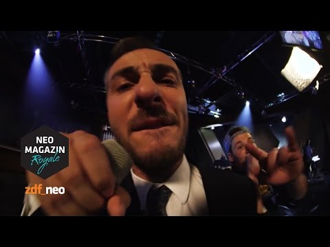 Eine deutsche Rapgeschichte | #witzefrei Dendemann im NEO MAGAZIN ROYALE mit Jan Böhmermann - ZDFneo