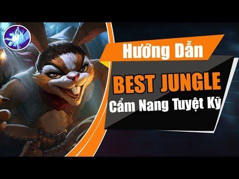 7 Cẩm Nang Để Trở Thành 1 JUNGLE Mà Team Nào Cũng Mong Muốn | Msuong Channel