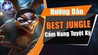 7 Cẩm Nang Để Trở Thành 1 JUNGLE Mà Team Nào Cũng Mong Muốn   Msuong Channel