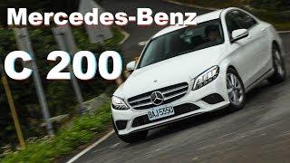 輕型油電 愛不『試』手|Mercedes-Benz C 200