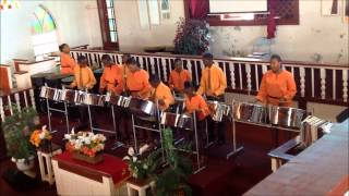 Te Amo  - Israel Houghton Zion Assembly Steel Pan Orchestra