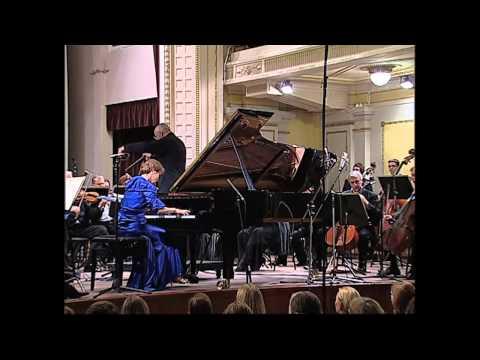 Muza Rubackyte. Franz Liszt - Concertos for piano and orchestra No. 1