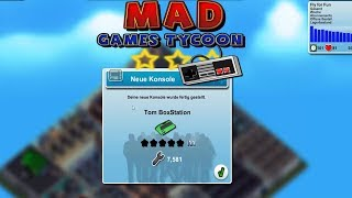 Tom BoxStation l Mad Games Tycoon # 10 l