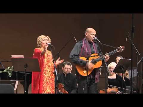 AY MANCEBO performed by Gerard Edery and Maria Krupoves with the Klaipeda Chamber Orchestra