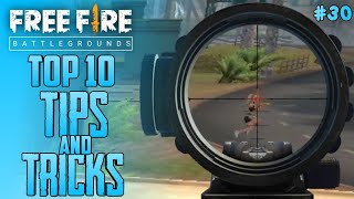Top 10 New Tricks In Free Fire | New Bug/Glitches In Garena Free Fire #26