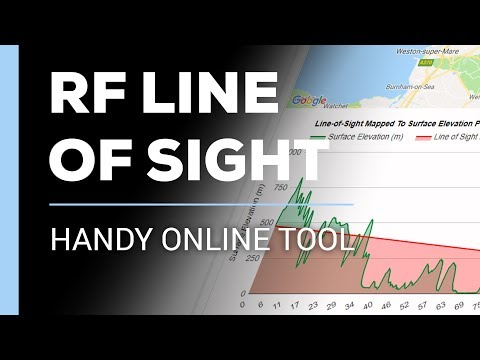 RF Line Of Sight Calculator - Great Online Tool