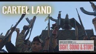 "Editor Pax Wassermann Discusses the Dark Turn of the Characters of ""Cartel Land"""
