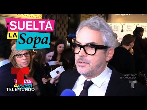 Alfonso Cuarón le respondió a Sergio Goyri | Suelta La Sopa | Entretenimiento