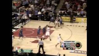 Chicago Bulls' 10 Point Comeback And Gilbert Arenas Game-winner 2005 Ec1r Gm5