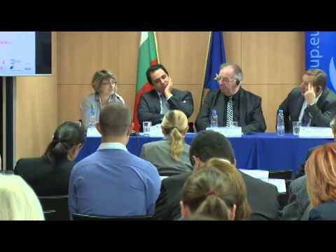 "International conference ""European funding for research and innovation in Bulgaria"" (30.10.2013)"