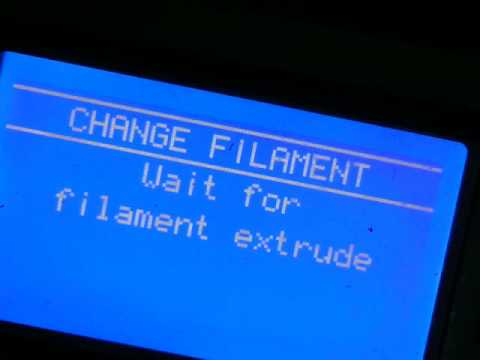 Marlin Filament Change