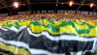 FC Nantes - OM (01/11/2015) : 30 ans de la Tribune Loire