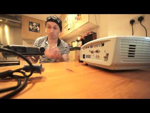 DJ VJ Advise On What Projectors To Use At Your Gigs