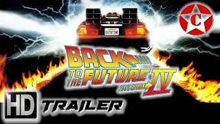 Back to the Future 4 - Official Movie Trailer