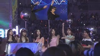 Download Video [FULL]  TWICE REACT TO EXO -  FOREVER + THE EVE + KO KO BOP - Melon Music Awards 2017 MP3 3GP MP4
