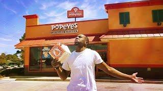 How to Advertise Popeyes  [I Spy Parody]