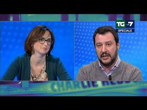 Salvini insulta Quartapelle: ''Ma sa che lei è squallida?''