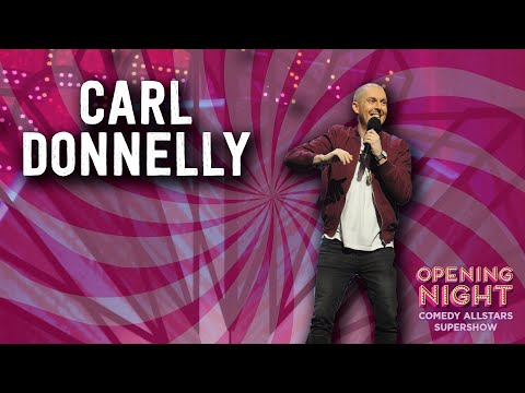 Carl Donnelly - 2016 Opening Night Comedy Allstars Supershow