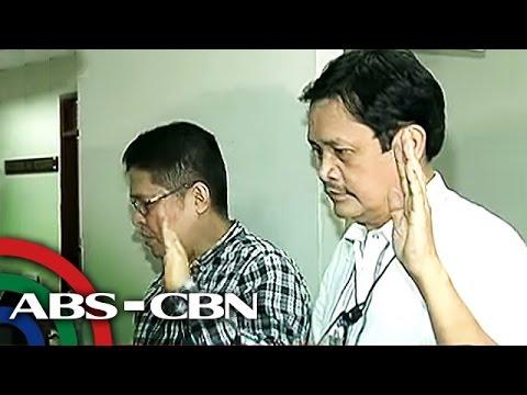 Opisyal ng DBP, kinasuhan ng plunder