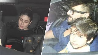 Kareena Kapoor Returns Home With The Second Baby