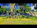 COWBOY vs. VanMoof Electrified S2: Zwei Stilvolle und Leistungsstarke E-Fahrräder im Vergleich