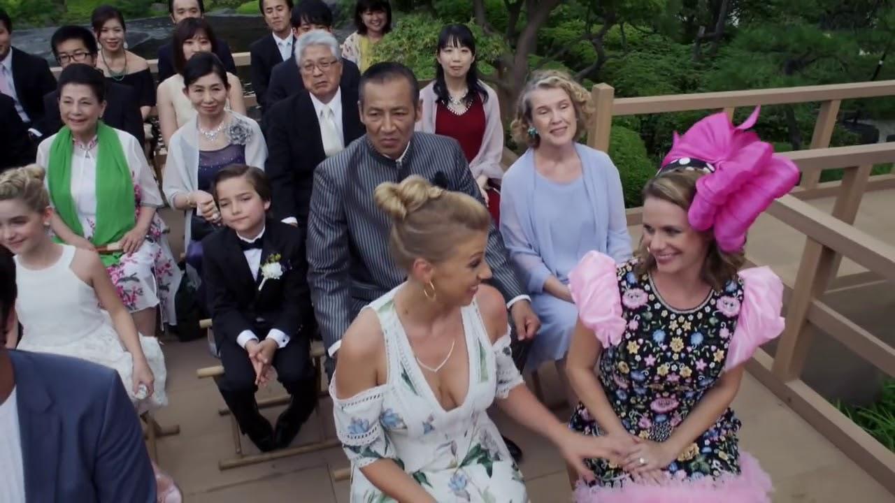 Fullerhouse- Cj & Steve wedding is ruined