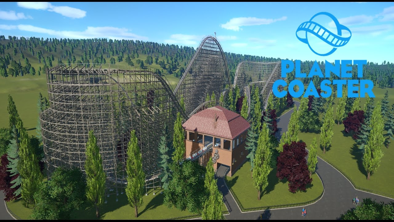 planet coaster how to build a roller coaster