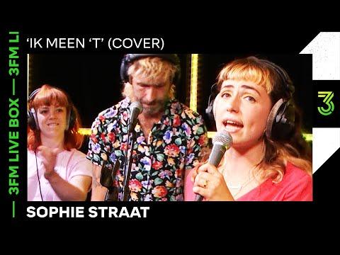 Sophie Straat covert 'Ik Meen 'T' van André Hazes live | 3FM Live Box | NPO 3FM
