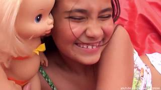 Minha Baby Alive Bia Bagunça Dia no Clube - DisneySurpresa thumbnail