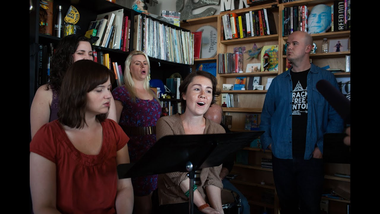 Roomful Of Teeth: NPR Music Tiny Desk Concert - YouTube