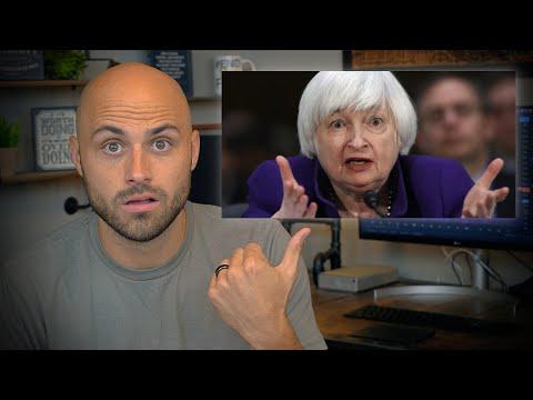 Janet Yellen Warns Congress Of 'Catastrophic' Debt Default