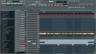 50 Cent Feat. Olivia - Candy Shop with Acapella (Tha General Remake) FL Studio