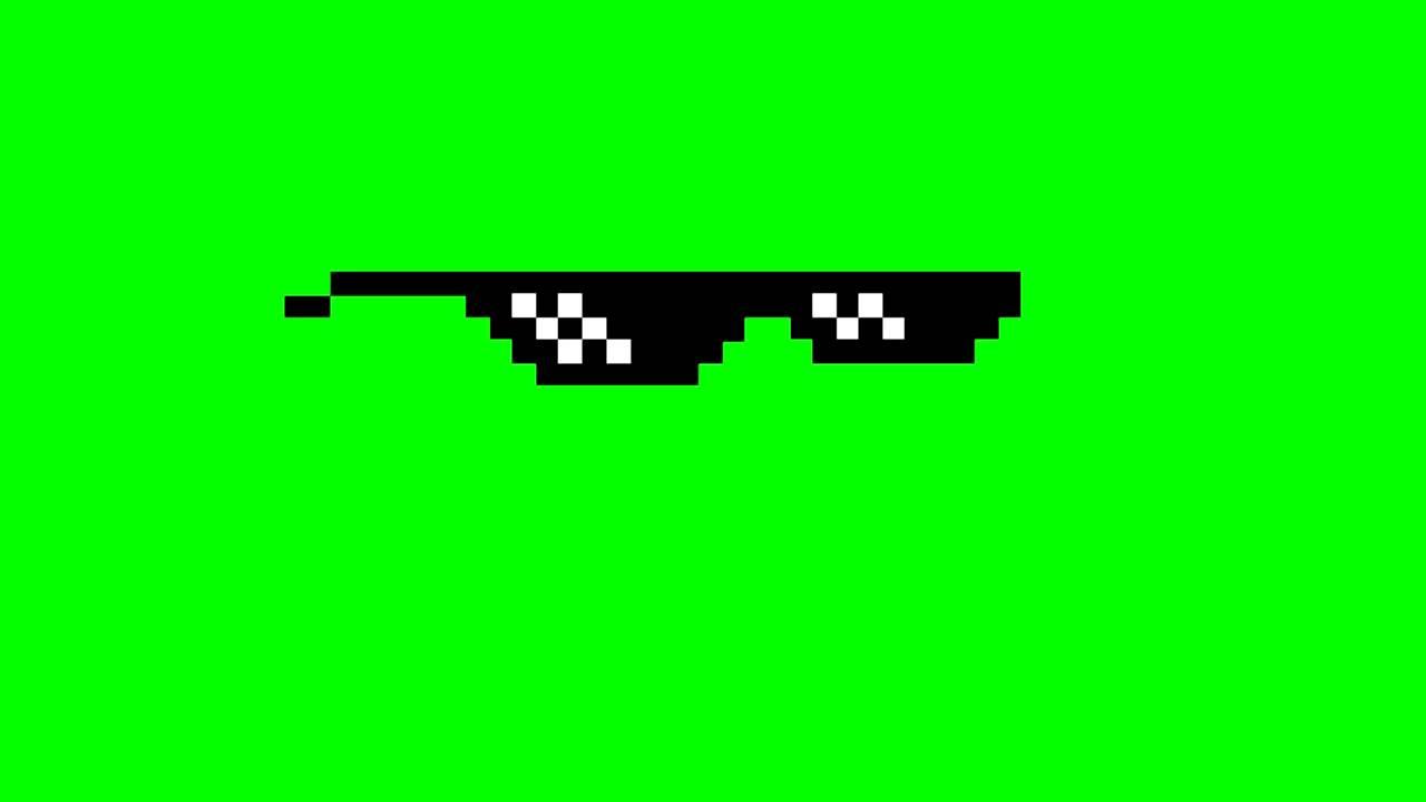 скачать пиксельные очки для фотошопа