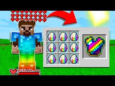 FAKİR'İN YENİ RENKLİ ELMAS ZIRHI! 😱 - Minecraft thumbnail