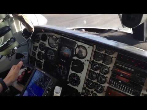Takeoff RW07 TKPK St Kitts island