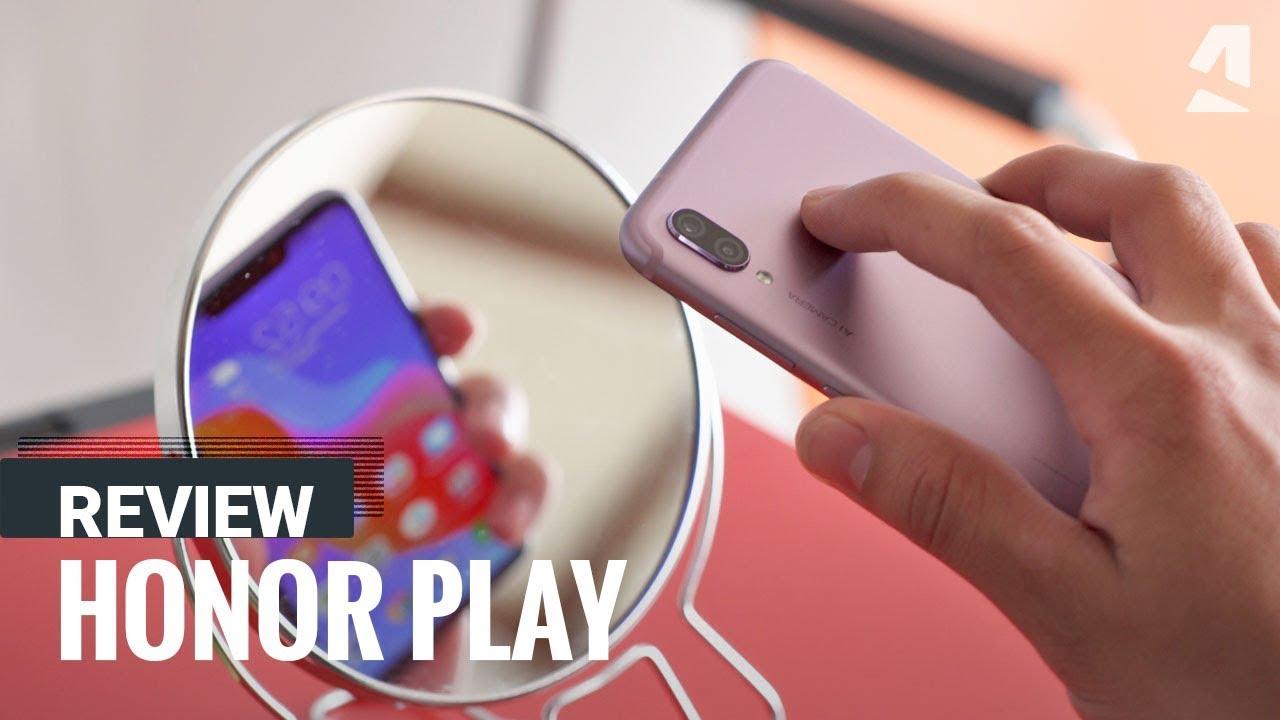 Honor Play review - GSMArena com tests