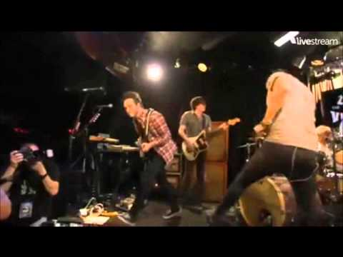 Say Anything - Burn A Miracle (Live) - Album Release Show 3-13-2012