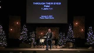 Through Their Eyes :Peter
