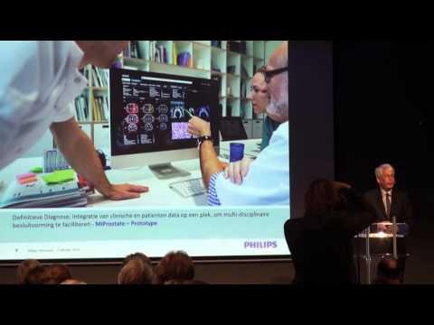 'Innovatie: nieuwe technologieën voor de gezondheid' Dr. Henk van Houten