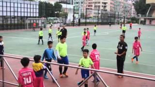 Publication Date: 2015-12-15 | Video Title: 2015年小學學界荃灣區足球賽