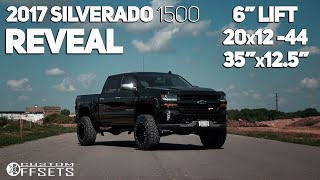 2017 Chevy Silverado FULL BUILD + Customer Reveal