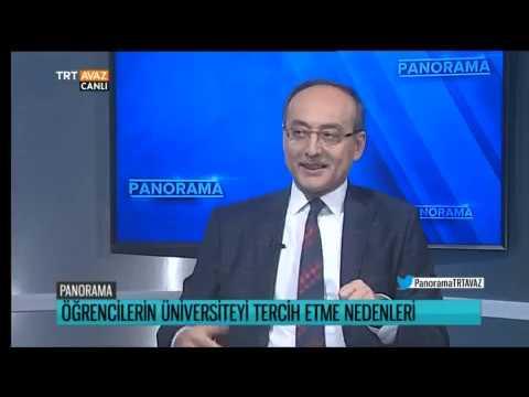 Ankara Yıldırım Beyazıt Üniversitesi TRT AVAZ Panorama Programında