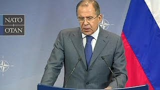 Lavrov slams condemnation of Ukraine