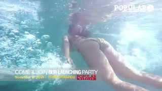A Sensual Splash from BALI - Rosanna HANNA