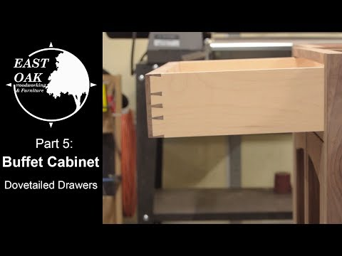 walnut-buffet-cabinet-build-part-5:-dovetailed-drawers-|-woodworking