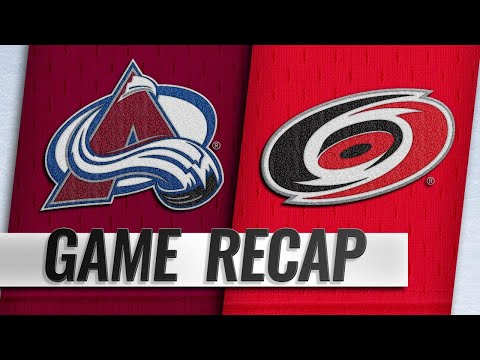 Landeskog, Grubauer lead Avalanche to 3-1 win