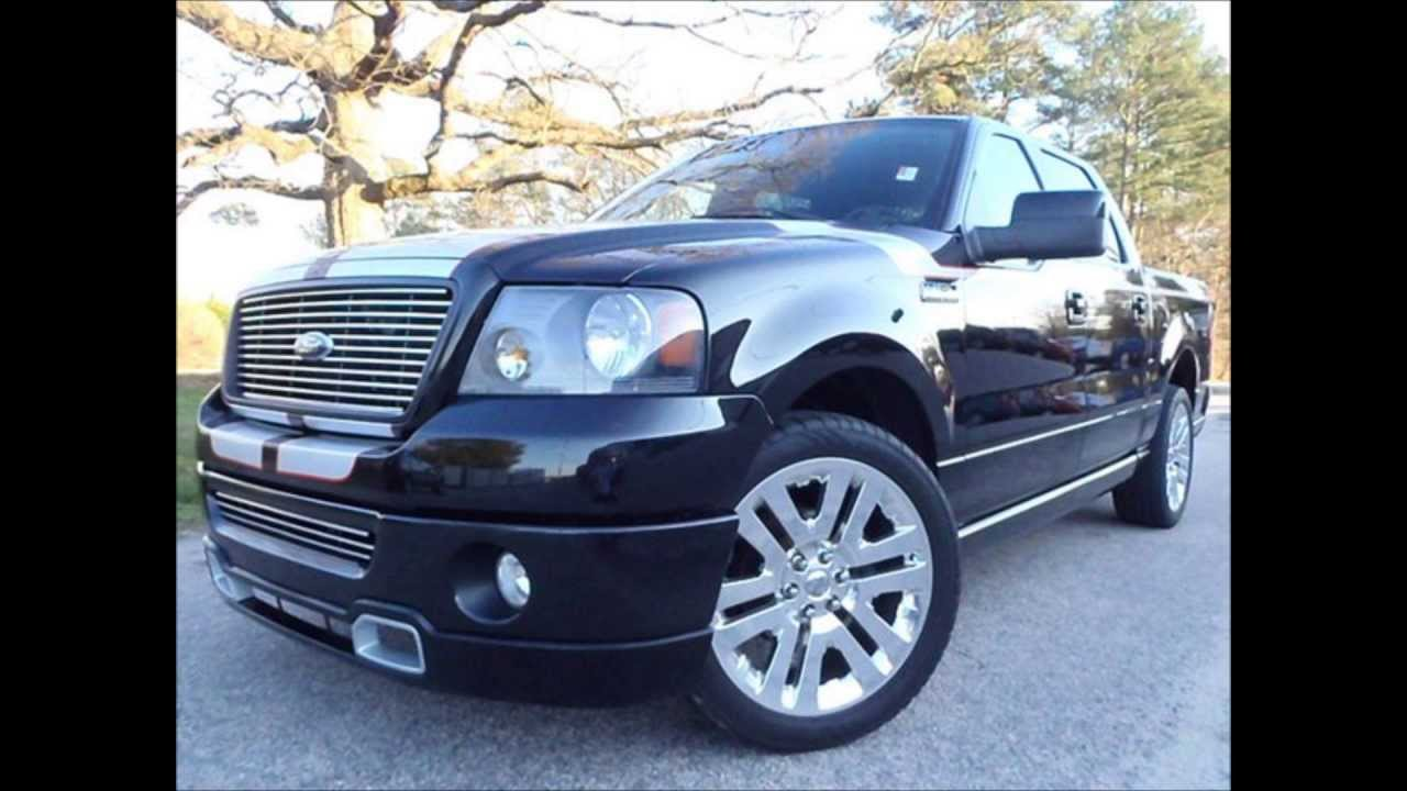 2008 Ford F150 For Sale >> 2008 Ford F-150 FX2 Foose Edition Roush Supercharger For Sale - YouTube